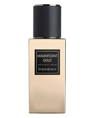 Le Vestiaire Des Parfums Collection Orientale Magnificent Gold Eau de Parfum, 2.5 oz./ 75 mL