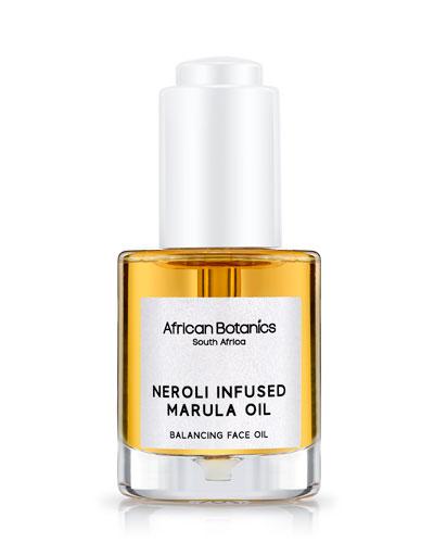 Neroli Infused Marula Oil  1.0 oz./ 30 mL