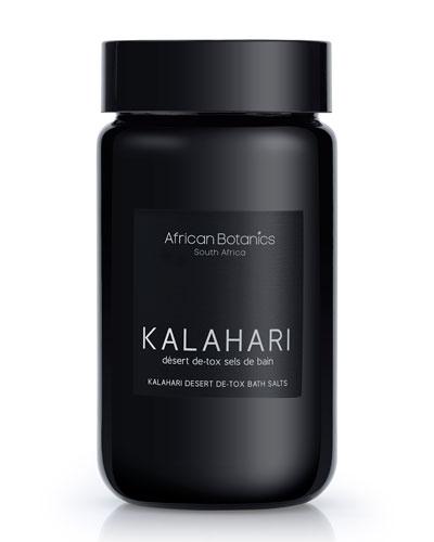 Kalahari Desert De-tox Bath Salts  17.6 oz. / 500 g