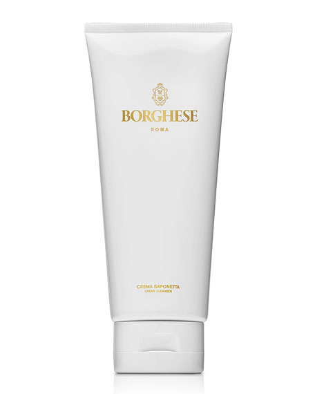 Borghese Crema Saponetta Cleansing Crème, 6.7 oz./ 198