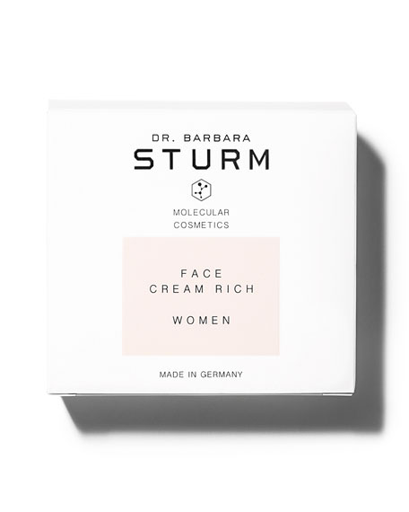 Dr. Barbara Sturm Rich Face Cream for Women, 1.7 oz./ 50 mL