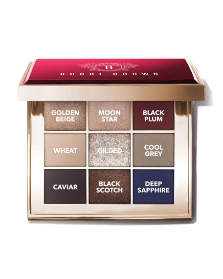 Bobbi Brown Limited Edition Caviar and Rubies Collection Eye Shadow Palette