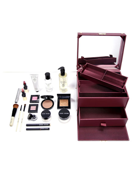 Bobbi Brown Limited Edition Deluxe Beauty Trunk