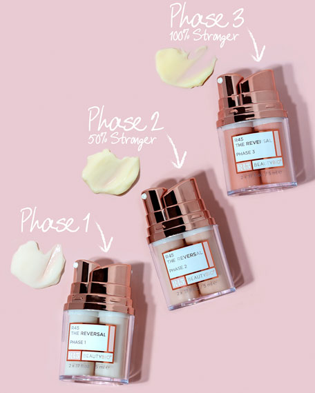 R45 THE REVERSAL 3-Phase Skin Transforming Treatment, .17 oz./ 5.0 mL