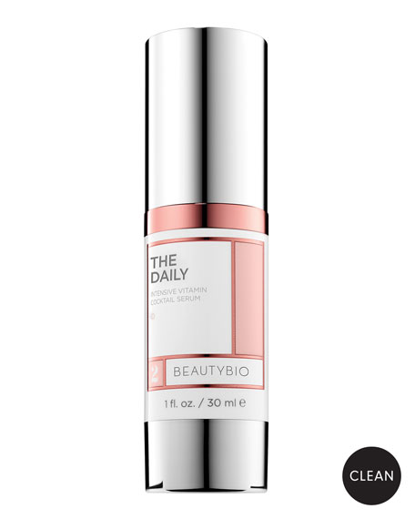 BeautyBio THE DAILY Intensive Vitamin Cocktail Serum, 1.0