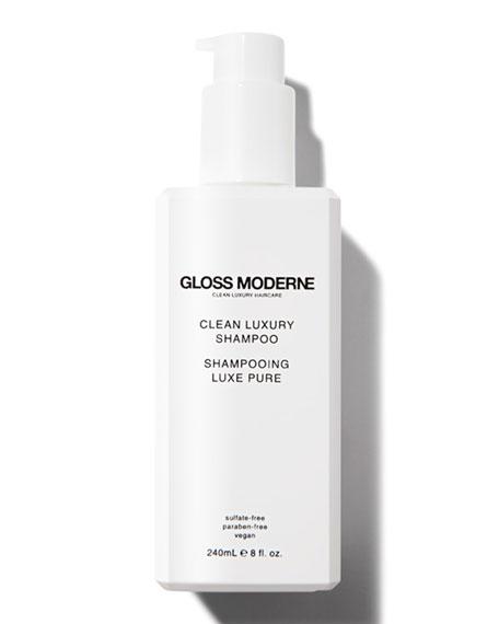 GLOSS MODERNE Clean Luxury Shampoo, 8.0 oz./ 240 mL