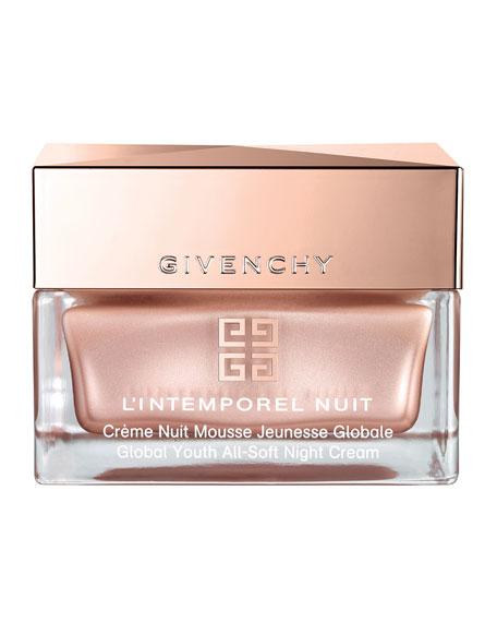 Givenchy L'Intemporel Global Youth All-Soft Night Cream, 1.7 oz./ 50 mL