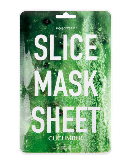 Cucumber Slick Mask