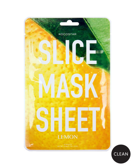 Lemon Slice Mask