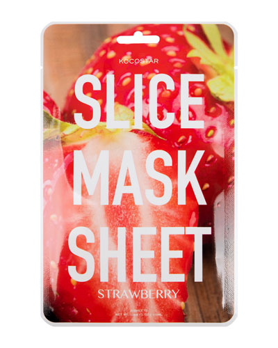 Kocostar Strawberry Slice Mask