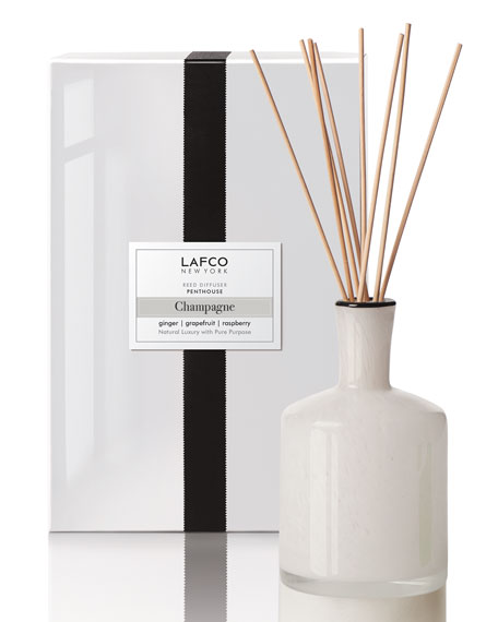 Image 1 of 1: Champagne Reed Diffuser – Penthouse