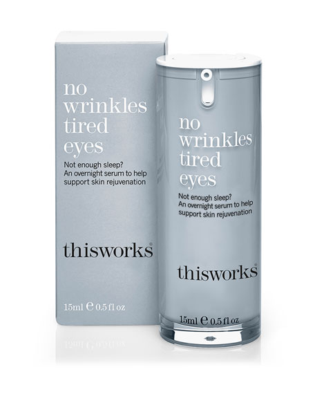 This Works No Wrinkles Tired Eyes, 0.5 oz./ 15 mL