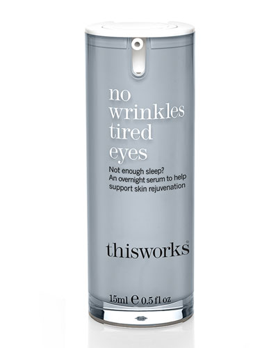 No Wrinkles Tired Eyes  0.5 oz./ 15 mL