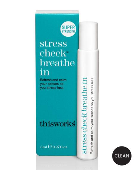 Stress Check Breathe In, 0.3 oz./ 8.0 mL