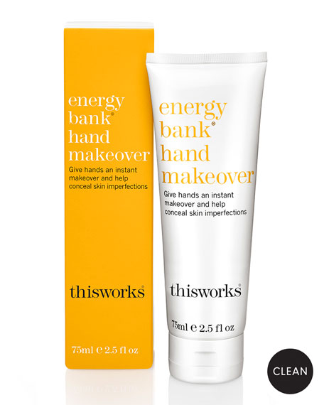 Energy Bank Hand Makeover, 2.5 oz./ 75 mL