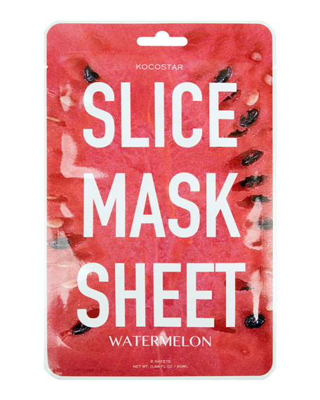 Watermelon Slice Mask