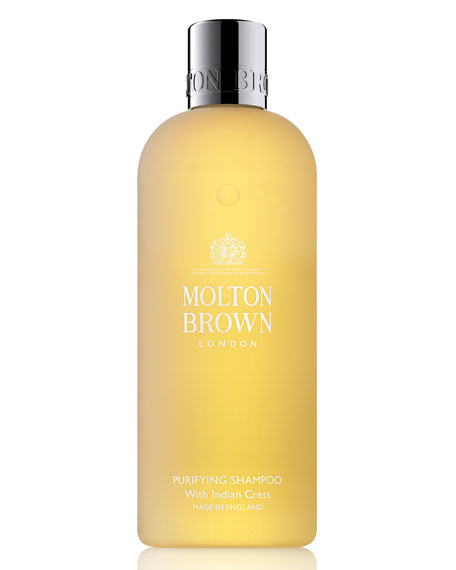 Molton Brown Purifying Collection with Indian Cress – Shampoo, 10 oz./ 300 mL