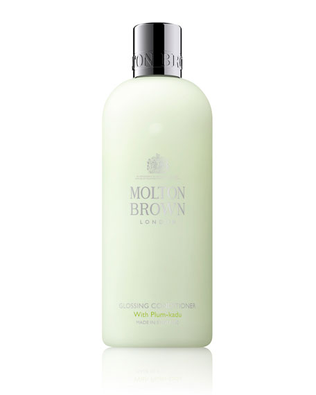Molton Brown Glossing Collection with Plum-kadu – Conditioner, 10 oz./ 300 mL