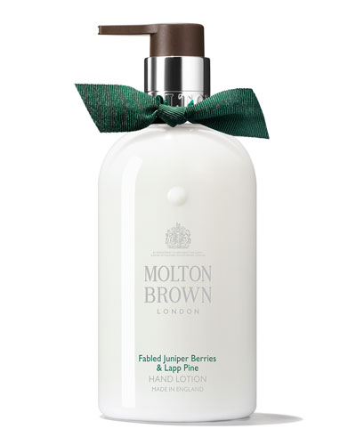 Fabled Juniper Berries & Lapp Pine Hand Lotion, 10 oz./ 300 mL