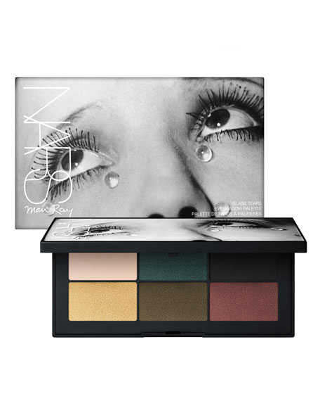 NARS Limited Edition Glass Tears Eyeshadow Palette