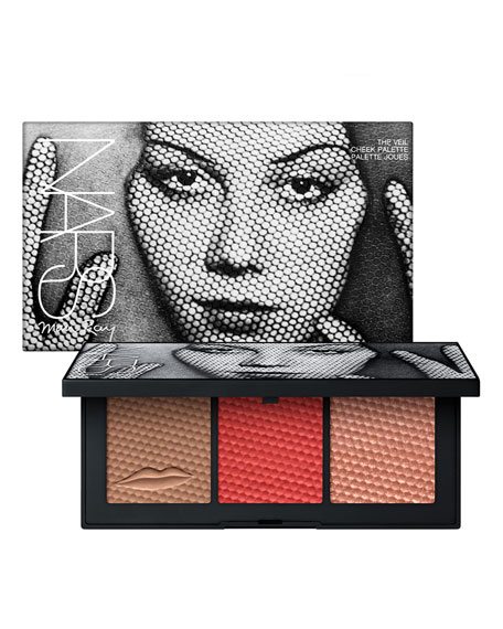 NARS Limited Edition The Veil Cheek Palette
