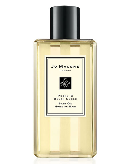 Jo Malone London Peony & Blush Suede – Bath Oil, 8.4 oz./ 250 mL