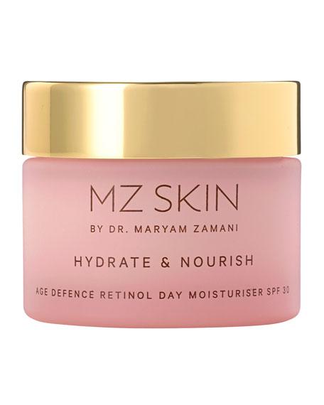 MZ Skin Hydrate & Nourish Age Defenc