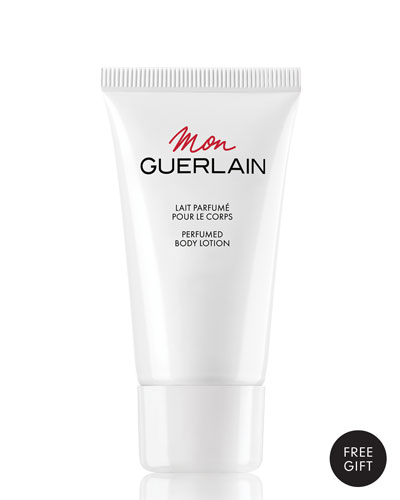 Yours with the Purchase of Mon Guerlain EDP Spray, 1.0 oz./ 30 mL—Online only*