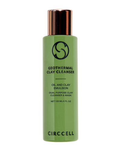 Geothermal Clay Cleanser  4.0 oz./ 120 mL