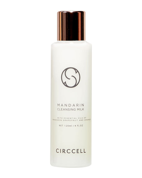 Mandarin Cleansing Milk, 4.0 oz./ 120 mL
