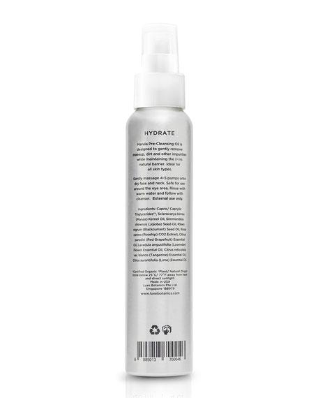 Marula Hydrating Pre Cleanser, 4.0 oz./ 120 mL