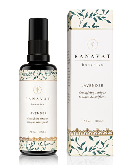 Ranavat Botanics Lavender Tonique, 1.7 oz./ 50 mL