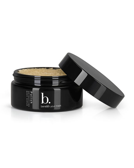 Beneath Your Mask Polish Detoxifying Body Scrub, 6.8