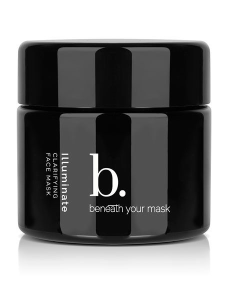 Beneath Your Mask Illuminate Clarifying Face Mask, 3.4 oz./ 100 mL