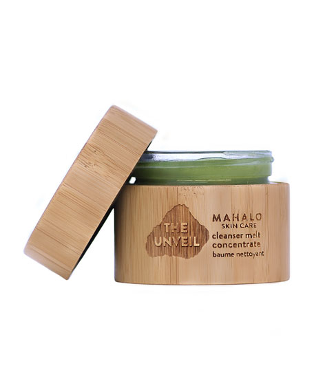 MAHALO Skin Care The UNVEIL Cleanser Melt Concentrate,