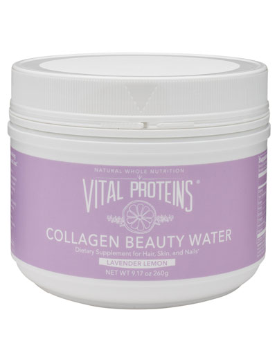 Collagen Beauty Water - Lavender Lemon, 9.2 oz / 260 g