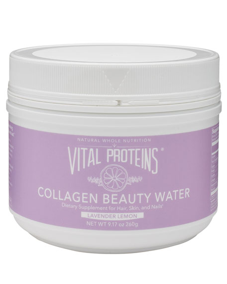 Collagen Beauty Water - Lavender Lemon, 9.2 oz / 260 g