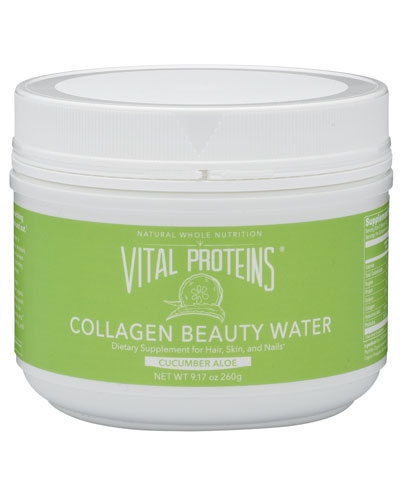 Collagen Beauty Water - Cucumber Aloe, 9.2 oz / 260 g