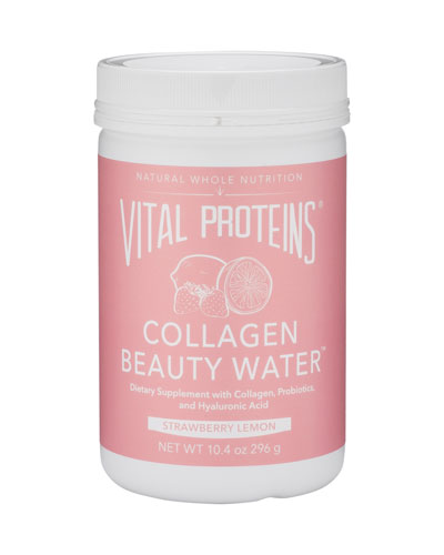Collagen Beauty Water -Strawberry Lemon, 10.4 oz. / 296 g