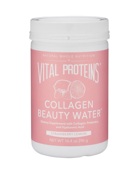Vital Proteins Collagen Beauty Water -Strawberry Lemon, 10.4