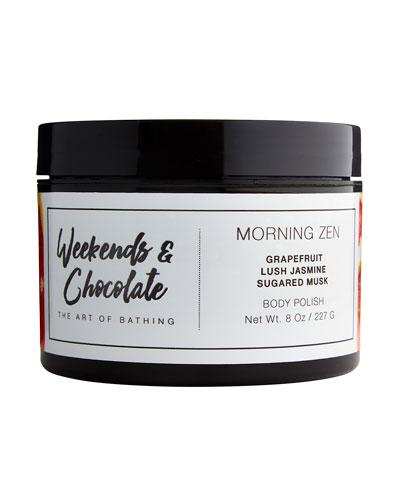 Body Scrub - Morning Zen  8.0 oz./ 227 g