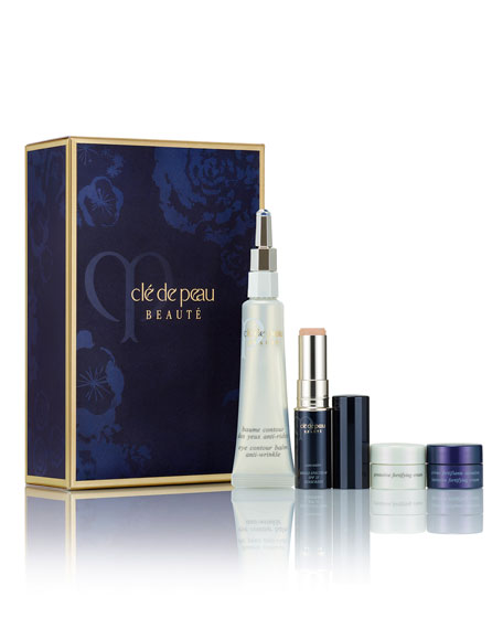Cle de Peau Beaute Radiant Eyes Collection ($227