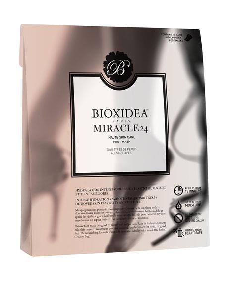Bioxidea Miracle24 Foot Mask