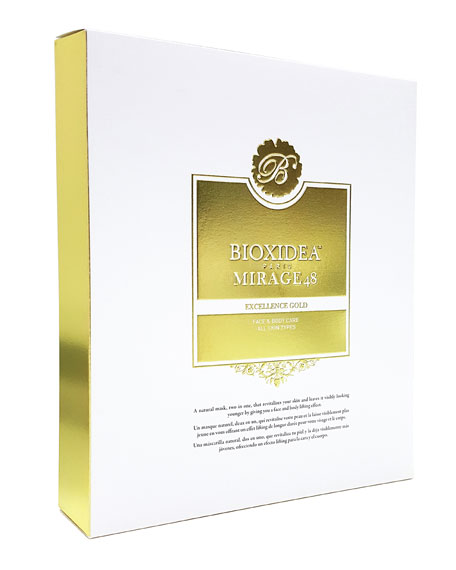 Mirage48 Excellence Gold Face & Body Mask