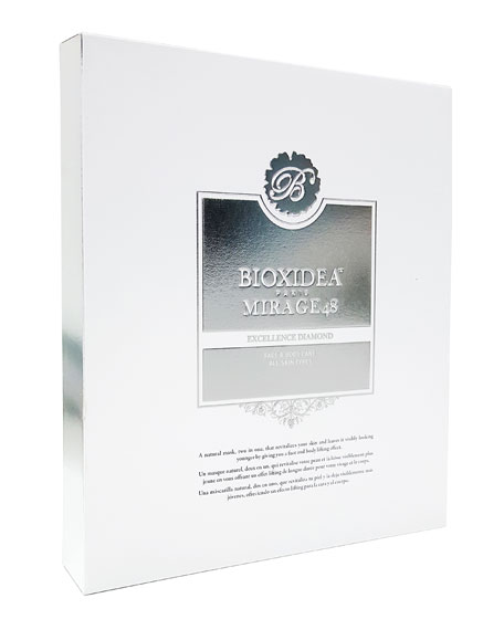 Bioxidea Mirage48 Excellence Diamond Face & Body Mask