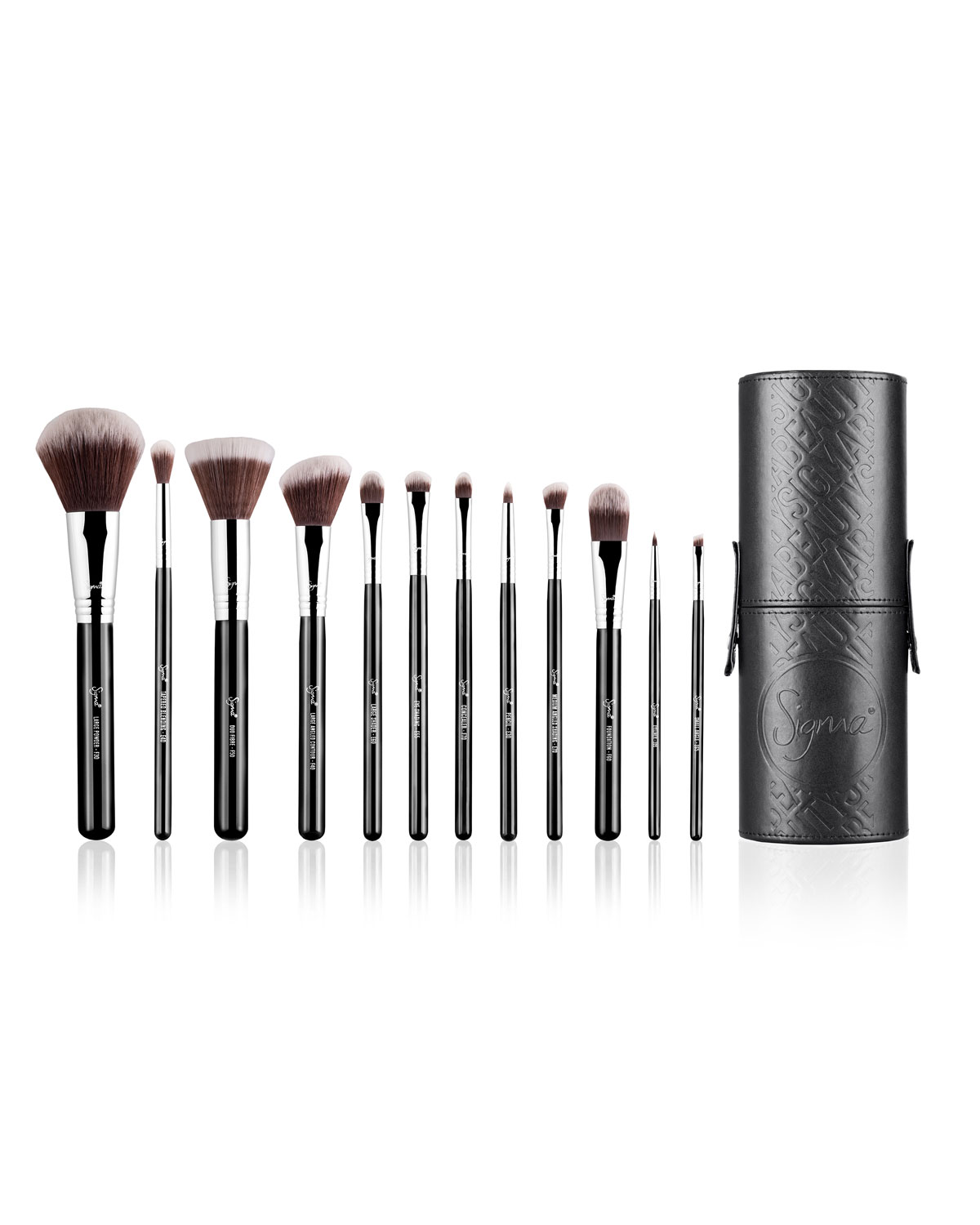 Sigma Beauty Essential Makeup Brush Kit