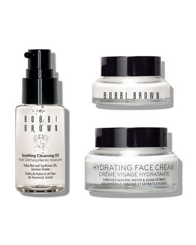Limited Edition Instant Hydration Hydrating Skincare Trio