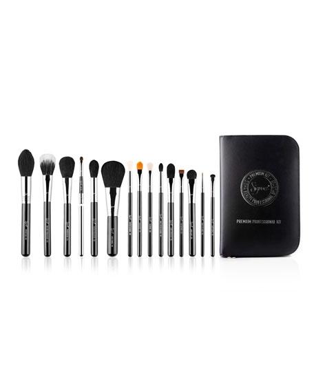 Sigma Beauty Premium Brush Kit ($303.00 Value)