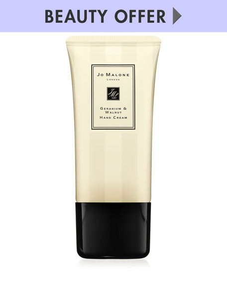 Yours with any $130 Jo Malone Purchase