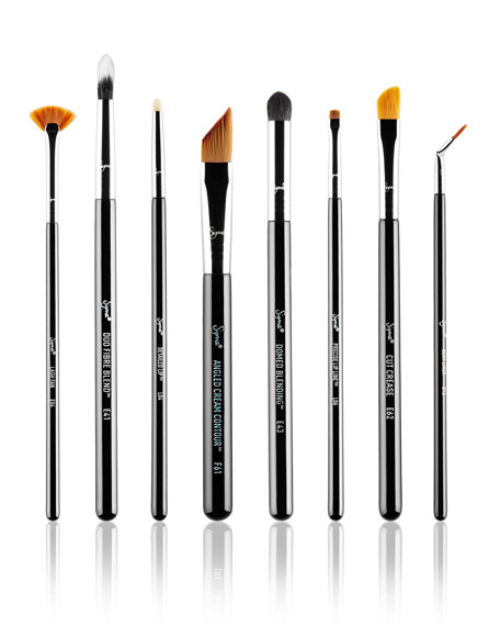 Sigma Beauty Detail Brushes – On Point Collection ($130.00 Value)